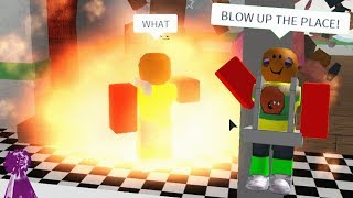 GWIBARD DOES HOME MAKEOVERS WITH BOMBS|ROBLOX EXPLOITING #90