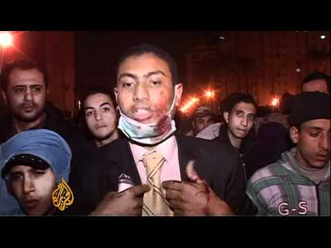 Egypt's 'unprecedented' protests