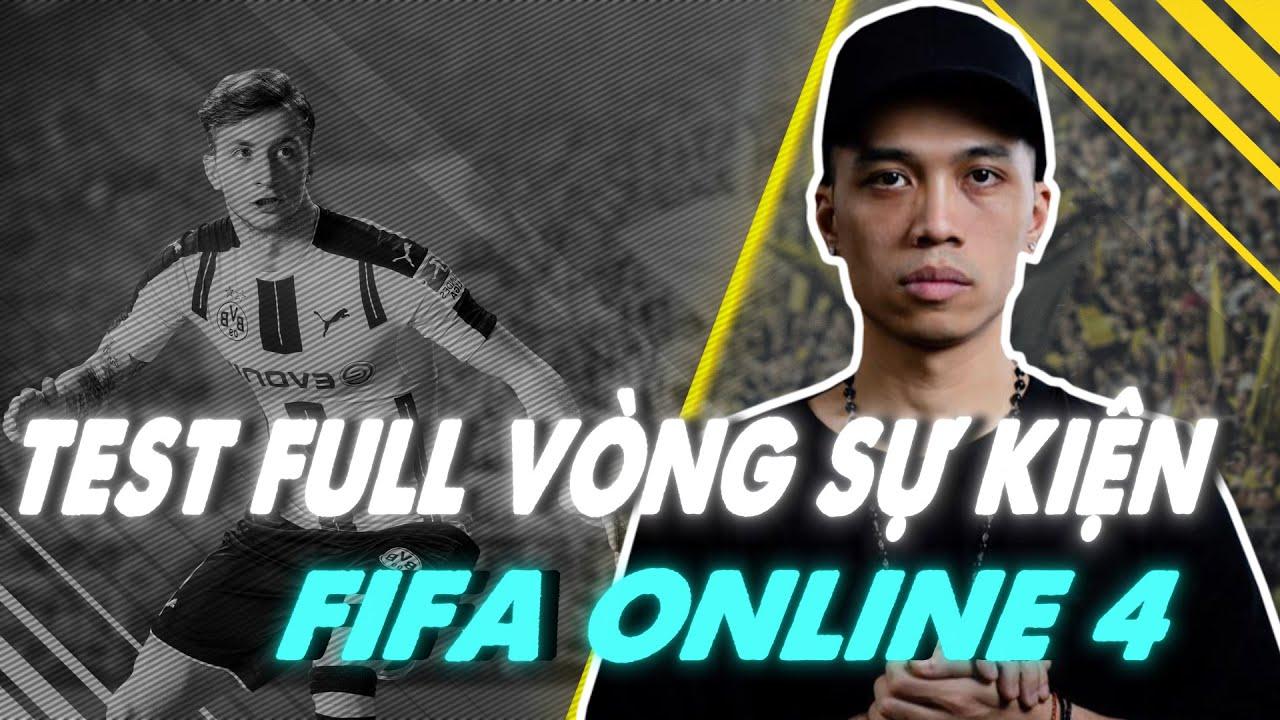 NẠP 10TR TEST FULL VÒNG SỰ KIỆN MỚI CỦA FIFA
