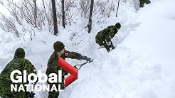 Global National: Jan. 20, 2020 | Newfoundland cleanup; Huawei executive's extradition case begins