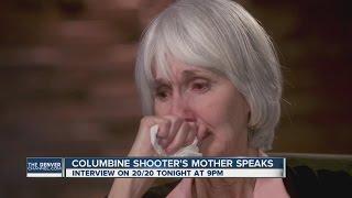 Columbine shooter's mother speaks