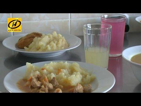 Что едят белорусские солдаты?