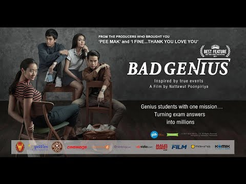 BAD GENIUS Trailer with greetings from...