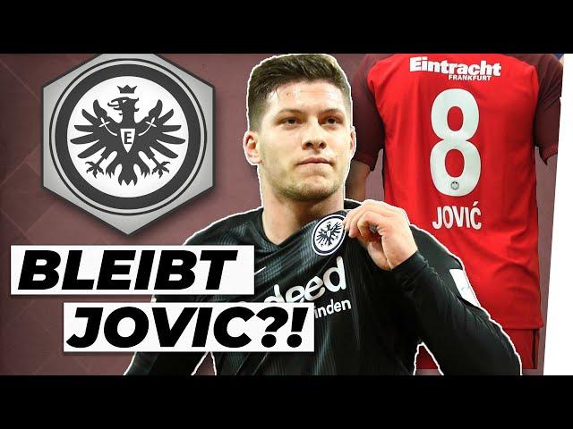 Luka Jovic von Eintracht Frankfurt: In Europa heiß begehrt! |Analyse