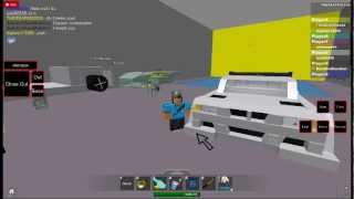 Roblox build and race 2001 Bmw M3 GTR