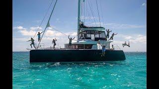 Catamaran Ventana Crewed Yacht Charter Vacations