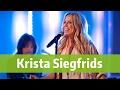 Krista Siegfrids - Faller - BingoLotto 5/2 2017