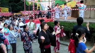 Bon odori - Obon festival dance
