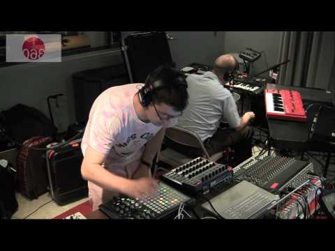 Studio 360: Matmos and So Percussion perform