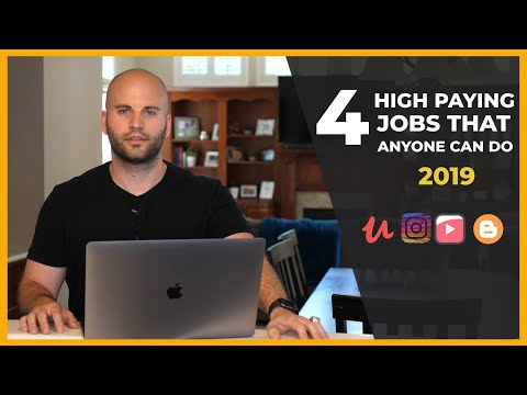 4 High Paying Jobs That ANYONE Can Do In 2019 (Over $100,000)