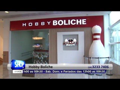 BOLICHE EM BAURU - HOBBY BOLICHE - S 08