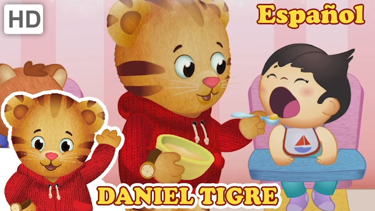 Daniel Tigre en Español - Temporada 3 (Parte 4/6) Mejores Momentos ...