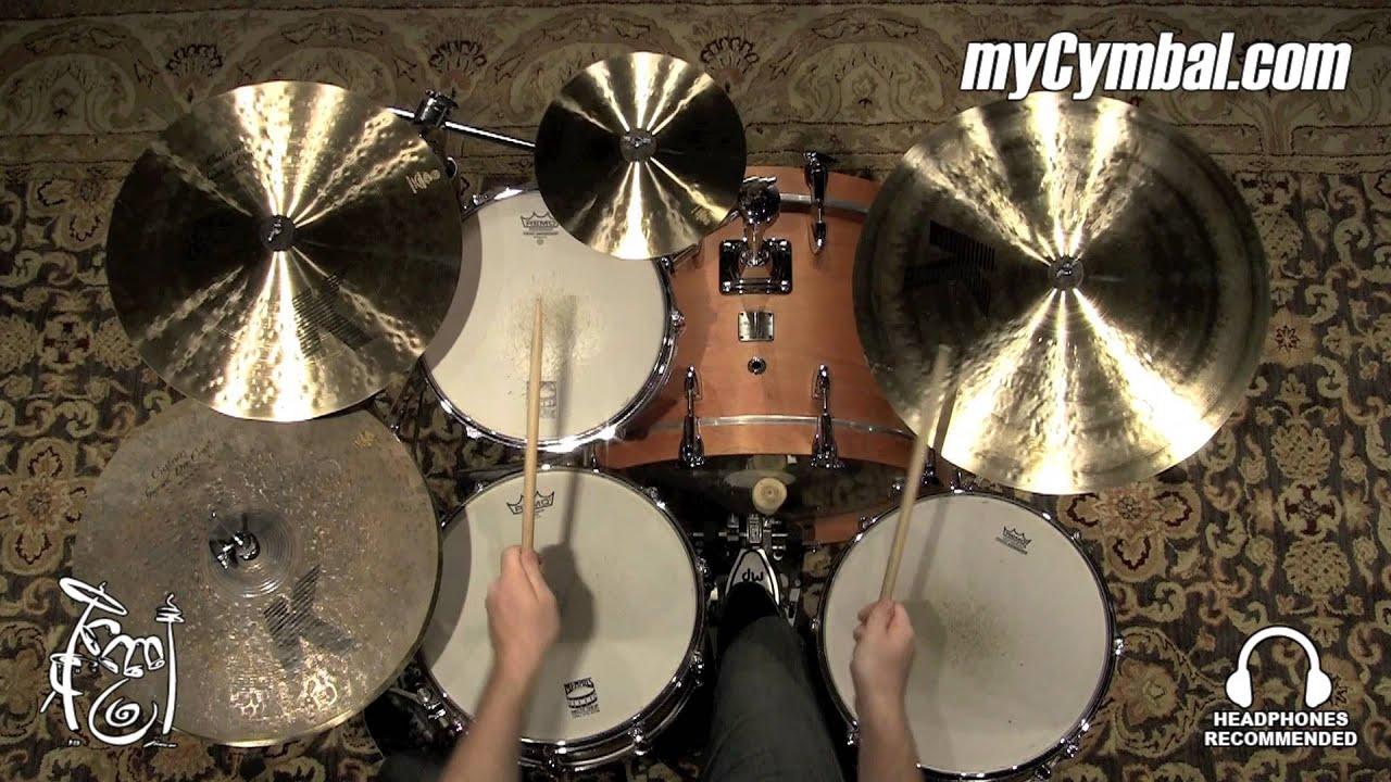 zildjian 10 k splash cymbal 264g k0858 1081215hh youtube. Black Bedroom Furniture Sets. Home Design Ideas