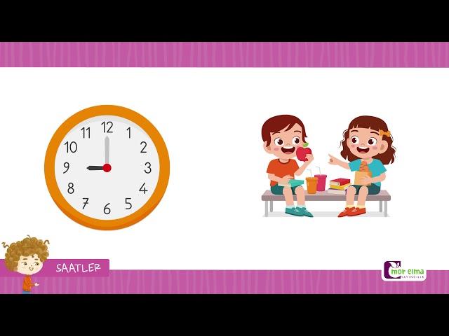 Saat - Okul Öncesi Eğitim