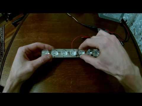 Мигающий дополнительный стоп сигнал Chevrolet Lacetti
