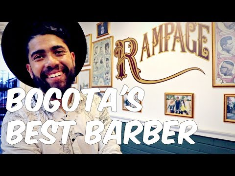 Best Barber Shop in Bogota Colombia | Rampage