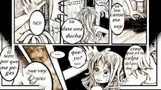 One piece Atracción sexual episodio 4 tobie 201