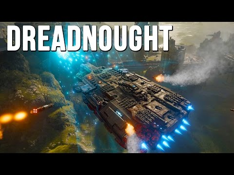 DREADNOUGHT - Massive Starship Warfare! (Epic Battles)
