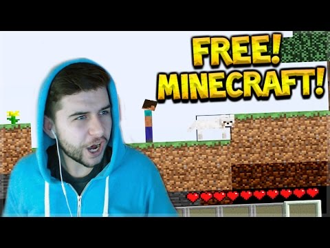 IT'S 2D MINECRAFT! CHECKING OUT THE FREE MINECRAFT GAMES ON GOOGLE!