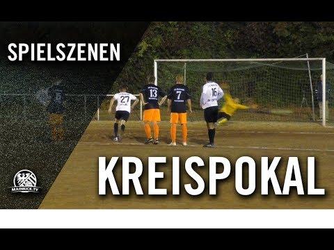 Eintracht Oberrodenbach – 1. Hanauer FC (2. Runde, Kreispokal Hanau)