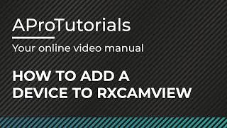Rxcamview Wiki - Woxy