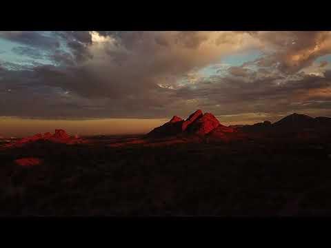 Papago Park Drone Flight (Tempe, AZ)