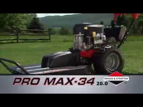 Field and Brush Mower  PRO MAX-34 Model