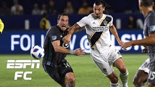 Zlatan Ibrahimovic records goal and assist, LA Galaxy beat Minnesota FC 3-1 | MLS Highlights