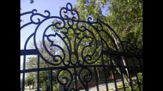 HOA Gate Installation in Bel Air, Stone Ridge Community
