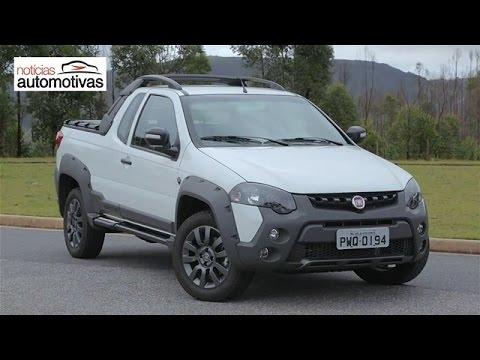 VÍDEO: Versão Fiat Adventure Extreme
