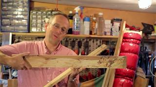 Finding Wood Supplies And Using A Small Bench Top Planer Thicknesser