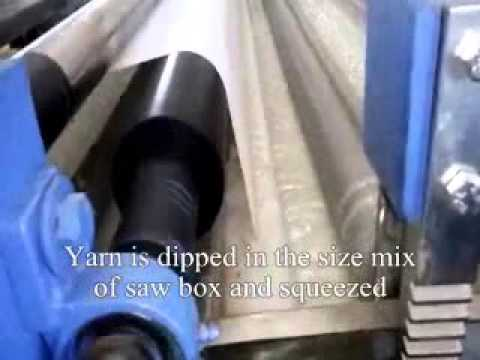 TEXTILE SIZING VIDEO