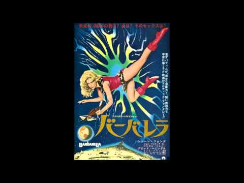 Barbarella OST (Remastered 2011): 'Extended Main Title' - Bob Crewe and the Glitterhouse