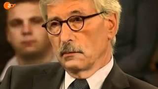 Jürgen Todenhöfer macht Thilo Sarrazin in einer TV-Debatte fertig! 1/2