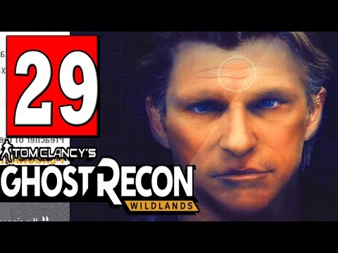 Ghost Recon: Wildlands Walkthrough Part 29 MISSIONS: THE TRUCK DEPOT / BOSTON REED
