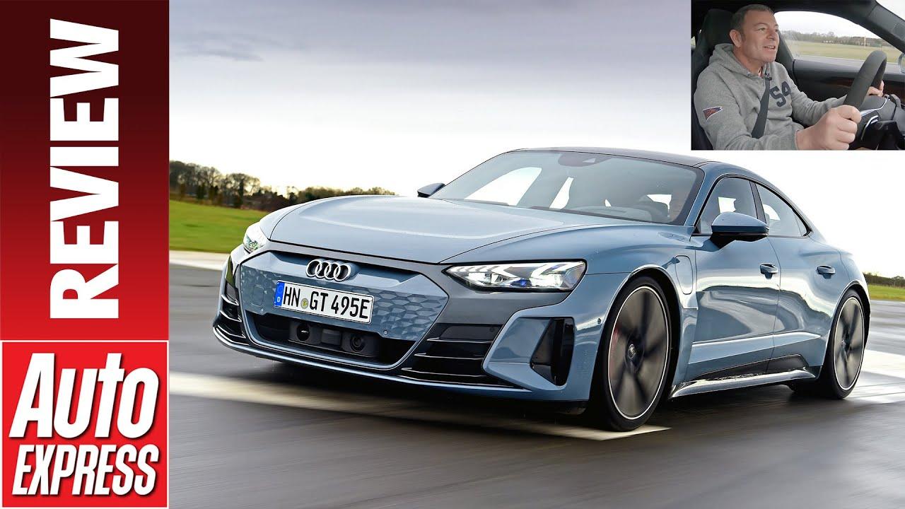 2021 Audi e-tron GT Review