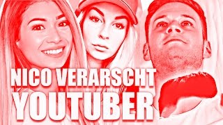 NICO VERARSCHT YOUTUBER | Hairstyle Tutorail | inscope21