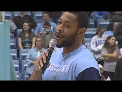 UNC Men's Basketball: Senior Day Intros & Speeches