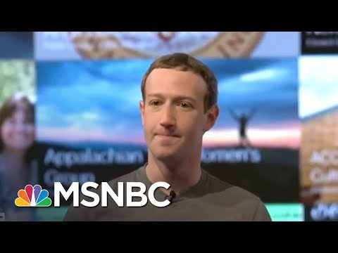 Will Mark Zuckerberg Be Forced To Testify In Congress? | The Beat With Ari Melber | MSNBC