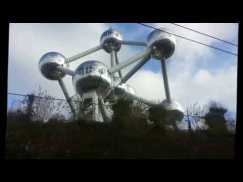 Journey of Brussels City from Tram (Capital of Belgium and European Union) (Hindi) (1080p HD)