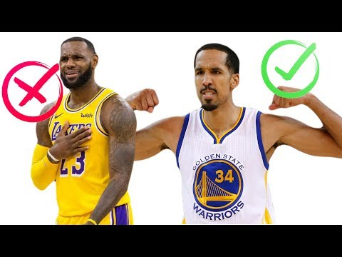 If You Can't Be Lebron James, BE SHAUN LIVINGSTON! This Is Why