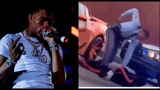 Lil Baby Arrested Beaten & Drag Out His Lambo By Police In Atlanta...DA PRODUCT DVD
