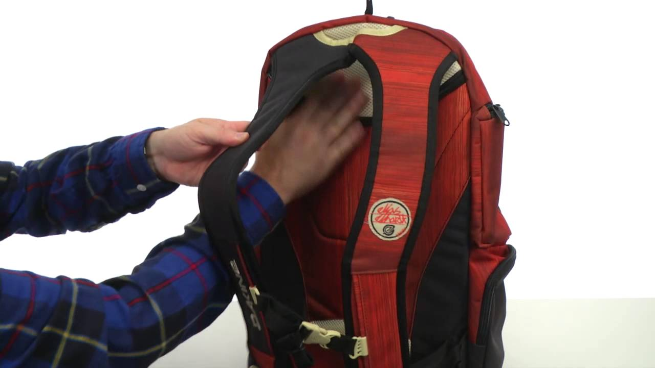 Dakine Elias Elhardt Team Mission 25L Backpack SKU:#8350670 - YouTube