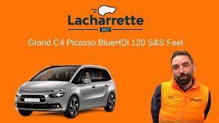 🚘 Présentation de notre Grand C4 Picasso 1L6 HDi 120 Ch Vo 23584