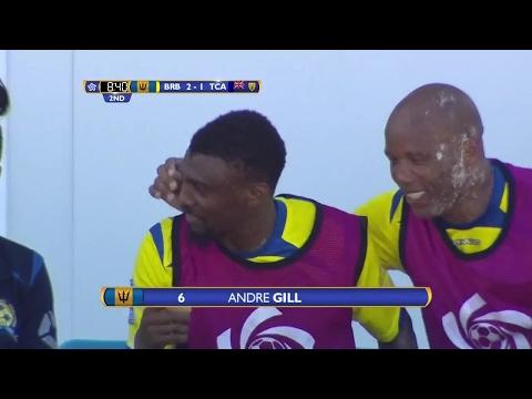 Goal Barbados, Andre GIL No. 6