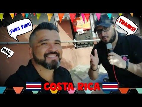 Frases típicas de Costa Rica | ¡Pura Vida!