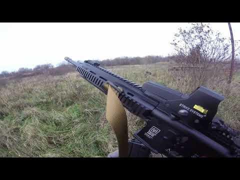 Strzelanka #2 ASG wrocław 25.11.2017/ASG Polska/