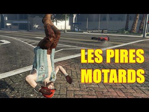 LES PIRES MOTARDS - GTA V NEW DLC BIKERS