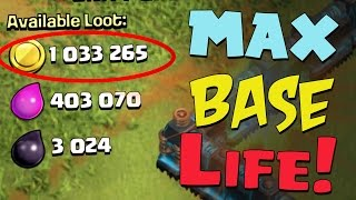 clash of clans come get it epic defense attacks   push to 4 000 and beyond