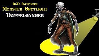 Pathfinder D&D Monsters - Doppelganger